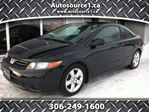 2008 Honda Civic LX-SR Only $145 bi-weekly with $0 down! Sunroof and Extended Warranty! in Warman, Saskatchewan