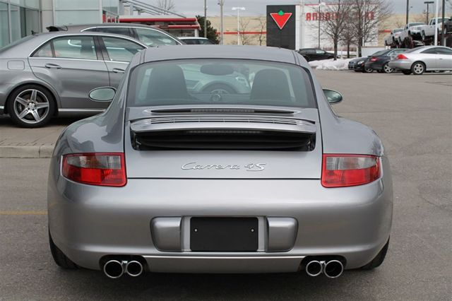 2008 Porsche 911 Carrera 4s For Sale