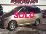 2005 Honda Odyssey EX-LEATHER/SUNROOF/8 PASSENGER in Calgary, Alberta