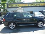 2004 BMW X5 4.4i, AWD,GPS,Sunroof, Black on Black, Alloys in Ottawa, Ontario