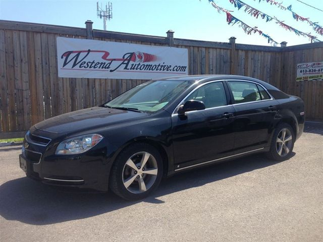 2009 chevrolet malibu lt stittsville ontario used car. Black Bedroom Furniture Sets. Home Design Ideas