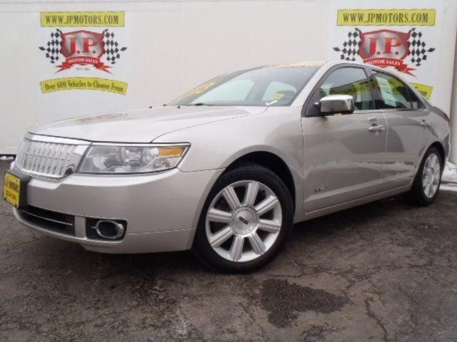 2007 lincoln mkz base 4dr front wheel drive sedan. Black Bedroom Furniture Sets. Home Design Ideas