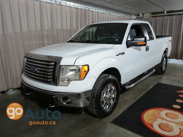 2011 ford f 150 xlt 4x4 super cab 5 0l v8 xtr package edmonton alberta used car for sale. Black Bedroom Furniture Sets. Home Design Ideas