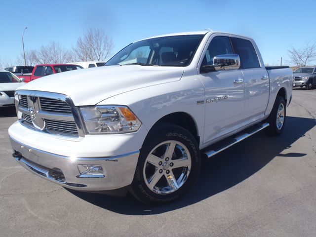 2012 dodge ram 1500 crew cab 4x4 big horn edition in belleville. Black Bedroom Furniture Sets. Home Design Ideas