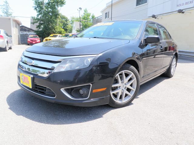 2010 ford fusion sel st catharines ontario used car for sale. Black Bedroom Furniture Sets. Home Design Ideas