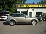 2008 BMW X3 3.0i, leather, panoramic roof, AWD, Alloys in Ottawa, Ontario