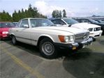 1981 Mercedes-Benz SL-Class - in Surrey, British Columbia