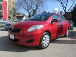 2009 Toyota Yaris Certified 4DR Sedan in Toronto, Ontario