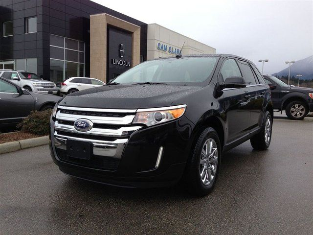 2013 ford edge limited north vancouver british columbia used car for sale. Black Bedroom Furniture Sets. Home Design Ideas