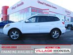 2008 Hyundai Santa Fe Limited in Calgary, Alberta