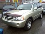 2002 Toyota Highlander