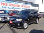 2011 Ford Escape XLT 3.0L LEATHER LOADED SAVE THOUSANDS!! in Rexdale, Ontario