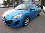 2010 Mazda MAZDA3 GX one owner car in Whitby, Ontario