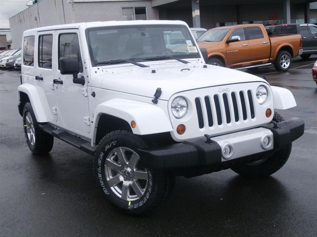 2013 jeep wrangler sport utility 4x4 unlimited sahara in langley. Cars Review. Best American Auto & Cars Review