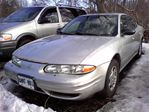 2003 Oldsmobile Alero GX Sedan / PASSED E TEST / RUNS GOOD in Scarborough, Ontario