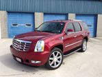 2010 Cadillac Escalade 22 CHROMES DARK TINT 6.2 L HEATED TAN LEATHER in Tilbury, Ontario