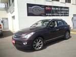 2010 Infiniti EX35 AWD NAV LEATHER SUNROOF in St Catharines, Ontario