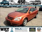 2007 Chevrolet Cobalt $7995+TAX/LIC ALL CREDIT OK * OR AT 4.79% BW/ in London, Ontario