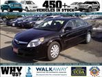 2007 Saturn Aura $10995 +TAX/LIC ALL CREDIT OK* OR AT 4.79% BW/ in London, Ontario