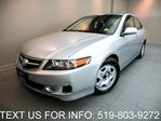 2006 Acura TSX 2.4L! LEATHER &amp; SUNROOF! in Guelph, Ontario