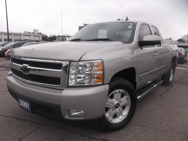 2007 chevrolet silverado 1500 ltz chatham ontario used car for sale. Cars Review. Best American Auto & Cars Review