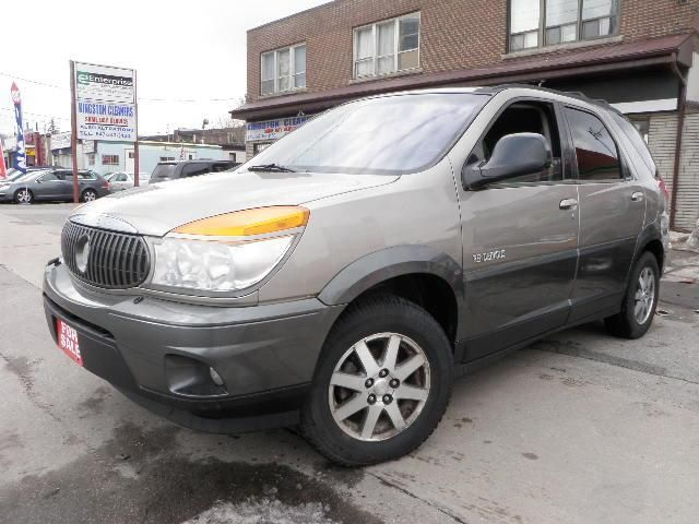 2002 buick rendezvous cx w 1sd luxury pkg scarborough. Black Bedroom Furniture Sets. Home Design Ideas