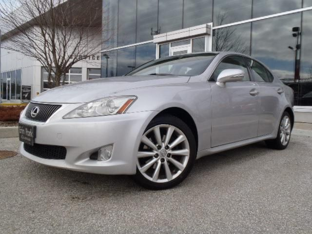 2009 lexus is 250 mississauga ontario used car for sale. Black Bedroom Furniture Sets. Home Design Ideas