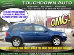 2007 Pontiac Torrent Sport in Edmonton, Alberta