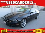2013 Ford Mustang Gt 5.0L Htd Lthr Sunroof Sync Alloys in Saint John, New Brunswick