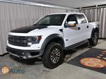 2013 Ford F-150 SVT Raptor Crew 4x4 NAV/ SUNROOF ONLY 300KMS in Leduc, Alberta