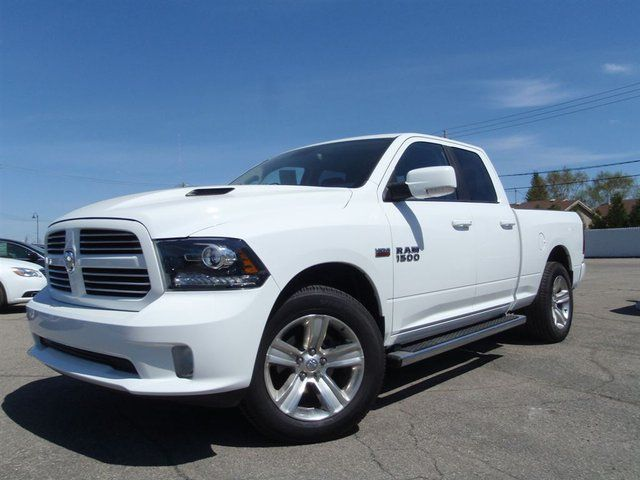 2013 dodge ram 1500 sport 4x4 hemi cuir toit gps saint eustache quebec used car for sale. Black Bedroom Furniture Sets. Home Design Ideas