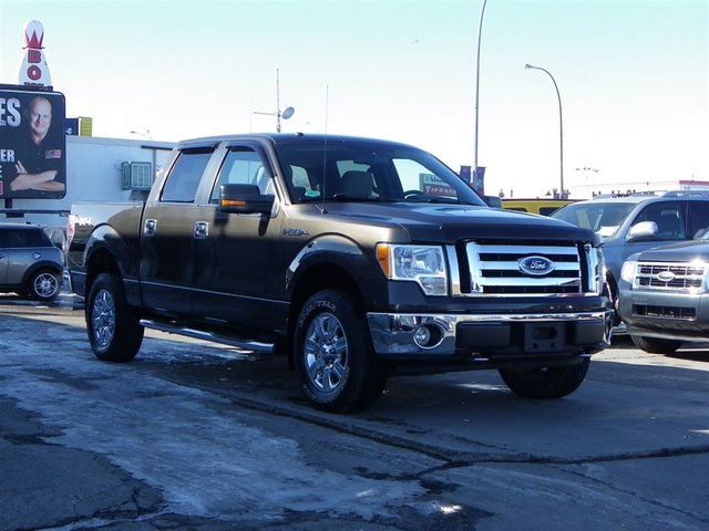 2009 ford f 150 xtr supercrew 4x4 calgary alberta used car for sale. Black Bedroom Furniture Sets. Home Design Ideas