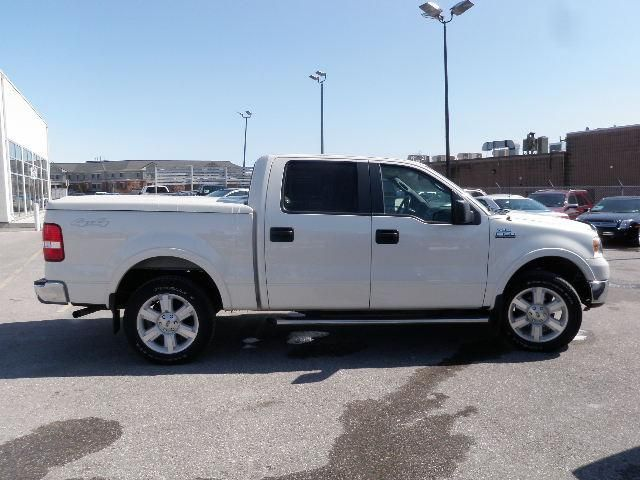 2007 ford f 150 lariat richmond hill ontario used car for sale. Black Bedroom Furniture Sets. Home Design Ideas