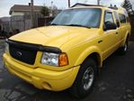 2003 Ford Ranger yellow in Pierrefonds, Quebec