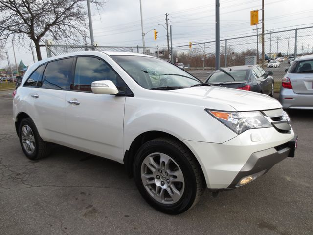 2009 acura mdx white on black no accident 1 owner cdn immaculate scarborough ontario used car. Black Bedroom Furniture Sets. Home Design Ideas
