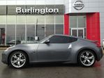 2012 Nissan 370Z 6 SPEED, SPORT & NAVI PACKAGE !, 1 owner in Burlington, Ontario