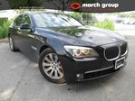 2009 BMW 7 Series 750 EXECUTIVE/TECHNOLOGY PACKAGE in Ottawa, Ontario