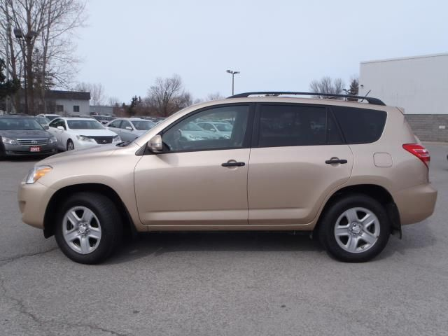 2009 toyota rav4 base peterborough ontario used car for sale. Black Bedroom Furniture Sets. Home Design Ideas