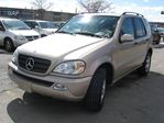 2003 Mercedes-Benz M-Class 3.7L Classic in North York, Ontario