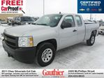 2011 Chevrolet Silverado 1500 WT in Winnipeg, Manitoba