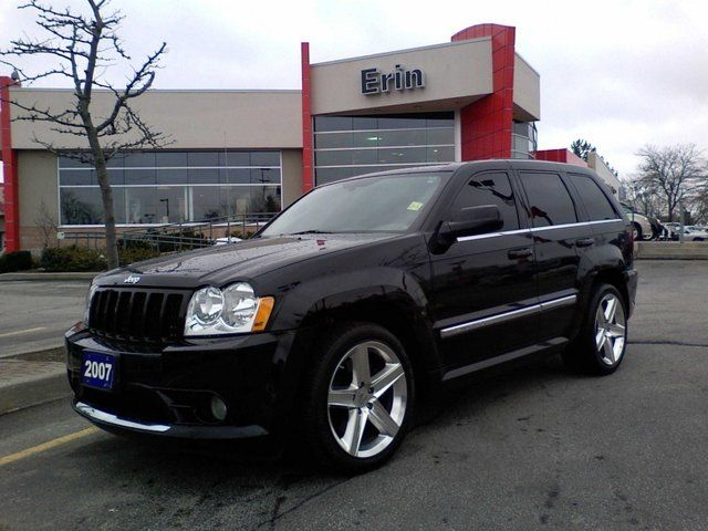 2007 jeep grand cherokee srt8 sport utility mississauga. Black Bedroom Furniture Sets. Home Design Ideas