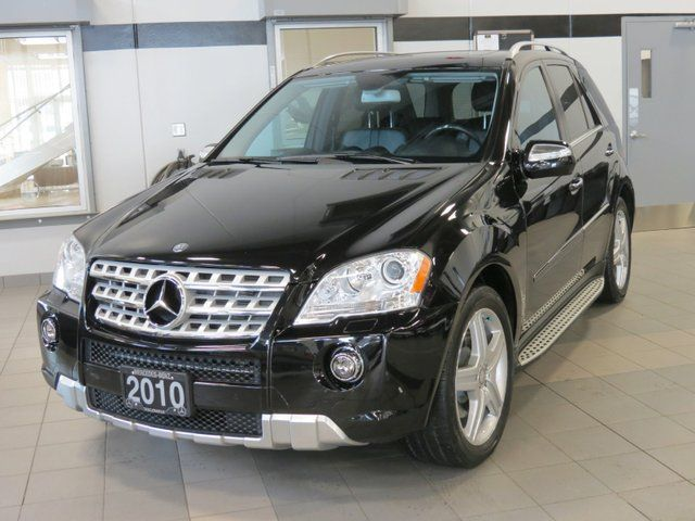 2010 mercedes benz m class ml550 4matic kelowna british for Mercedes benz ml350 4matic 2010