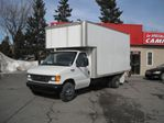 2003 Ford E-350 SUPER DUTY/Standard/Cube 14''/AC/Equipements+ in Mirabel, Quebec