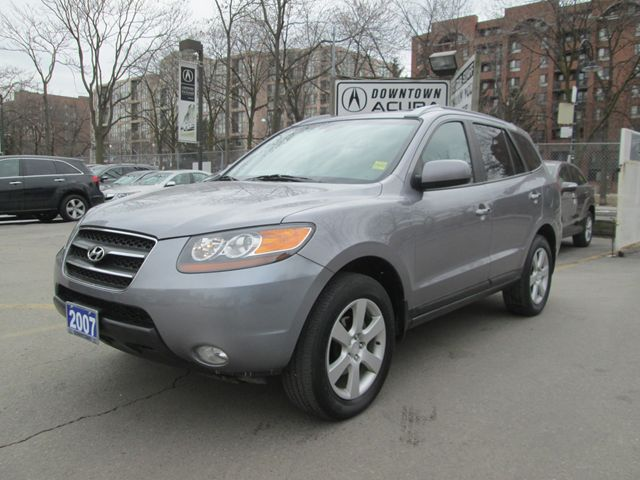 2007 hyundai santa fe gls v6 at 7 seat toronto ontario used car for sale. Black Bedroom Furniture Sets. Home Design Ideas