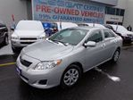 2010 Toyota Corolla CE CLEAN CARPROOF SAVE THOUSANDS!!! in Rexdale, Ontario