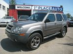 2004 Nissan Xterra SE-SC 4dr 4x4 / LOADED/ SUNROOF/6 MONTHS WARRANTY in Calgary, Alberta
