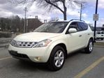 2005 Nissan Murano PEARL WHITE ON TAN SE!!! in Toronto, Ontario