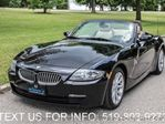 2006 BMW Z4 3.0si ROADSTER PREMIUM PKG! STEPTRONIC! 17'' ALLOY in Guelph, Ontario