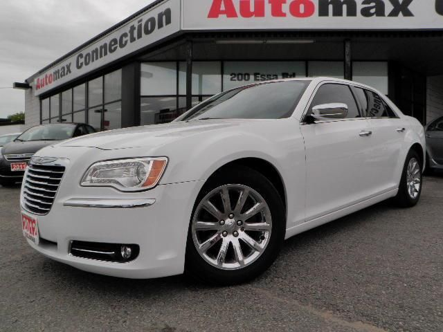 new and used chrysler 300 cars for sale in barrie ontario. Black Bedroom Furniture Sets. Home Design Ideas