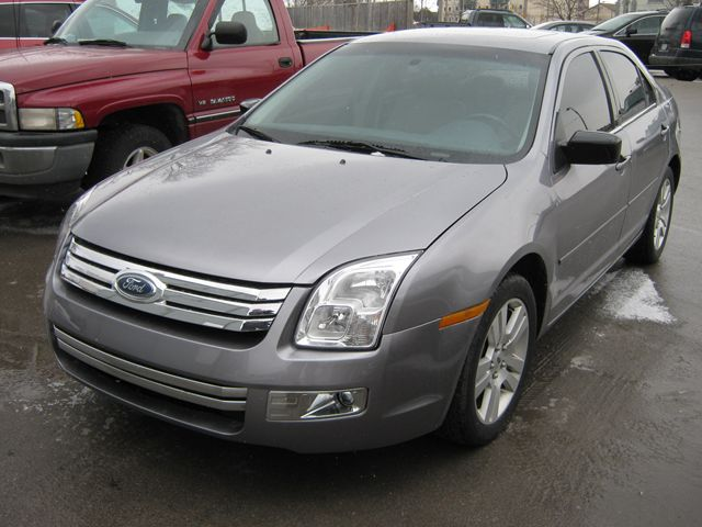 2006 ford fusion sel grey fyne cars of london. Black Bedroom Furniture Sets. Home Design Ideas